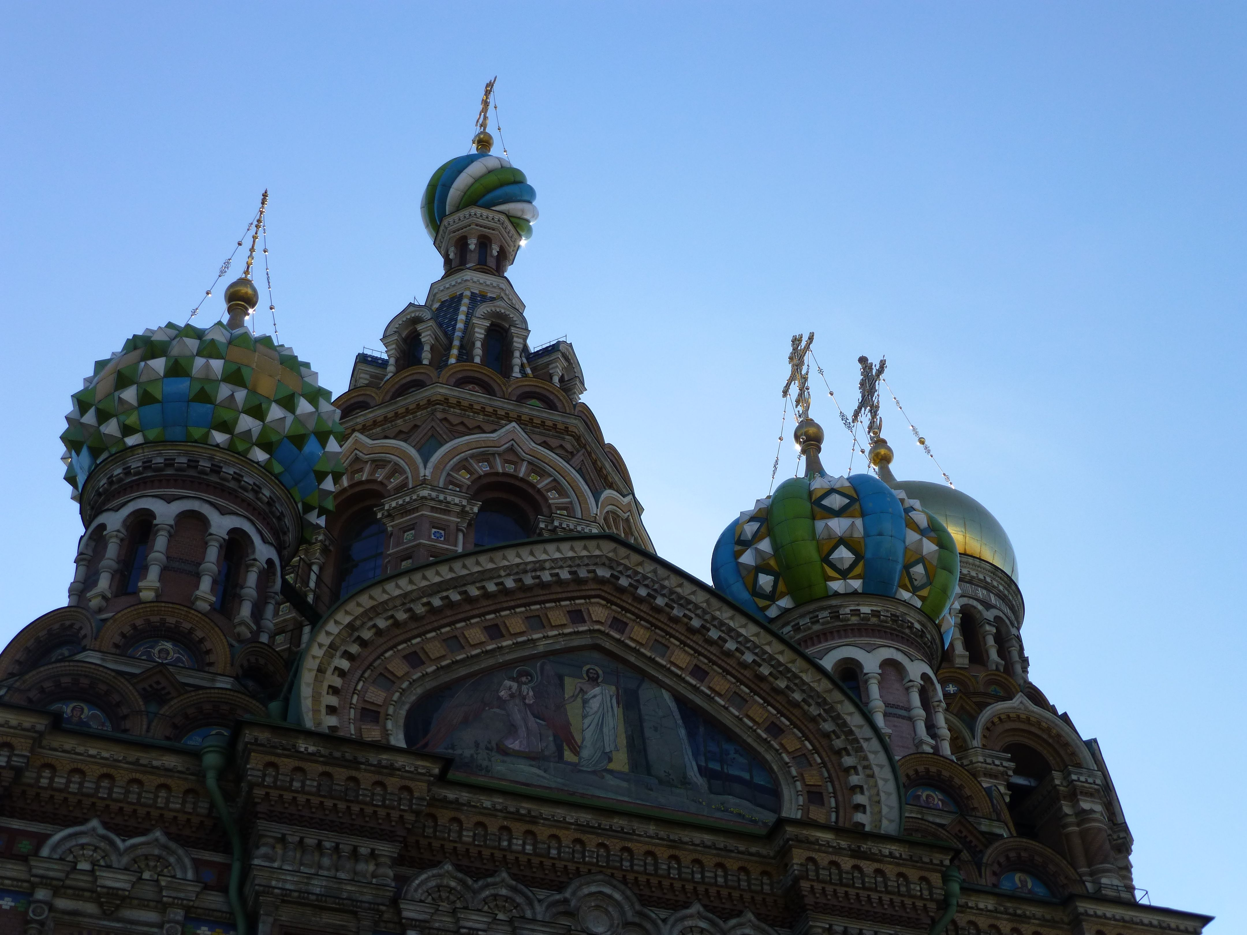 The Church of Our Savior on the Spilled Blood! #saintpetersburg #russia #semesteratsea