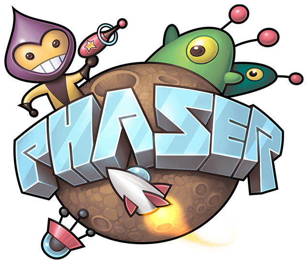 Phaser A fast, fun and free open source HTML5 game