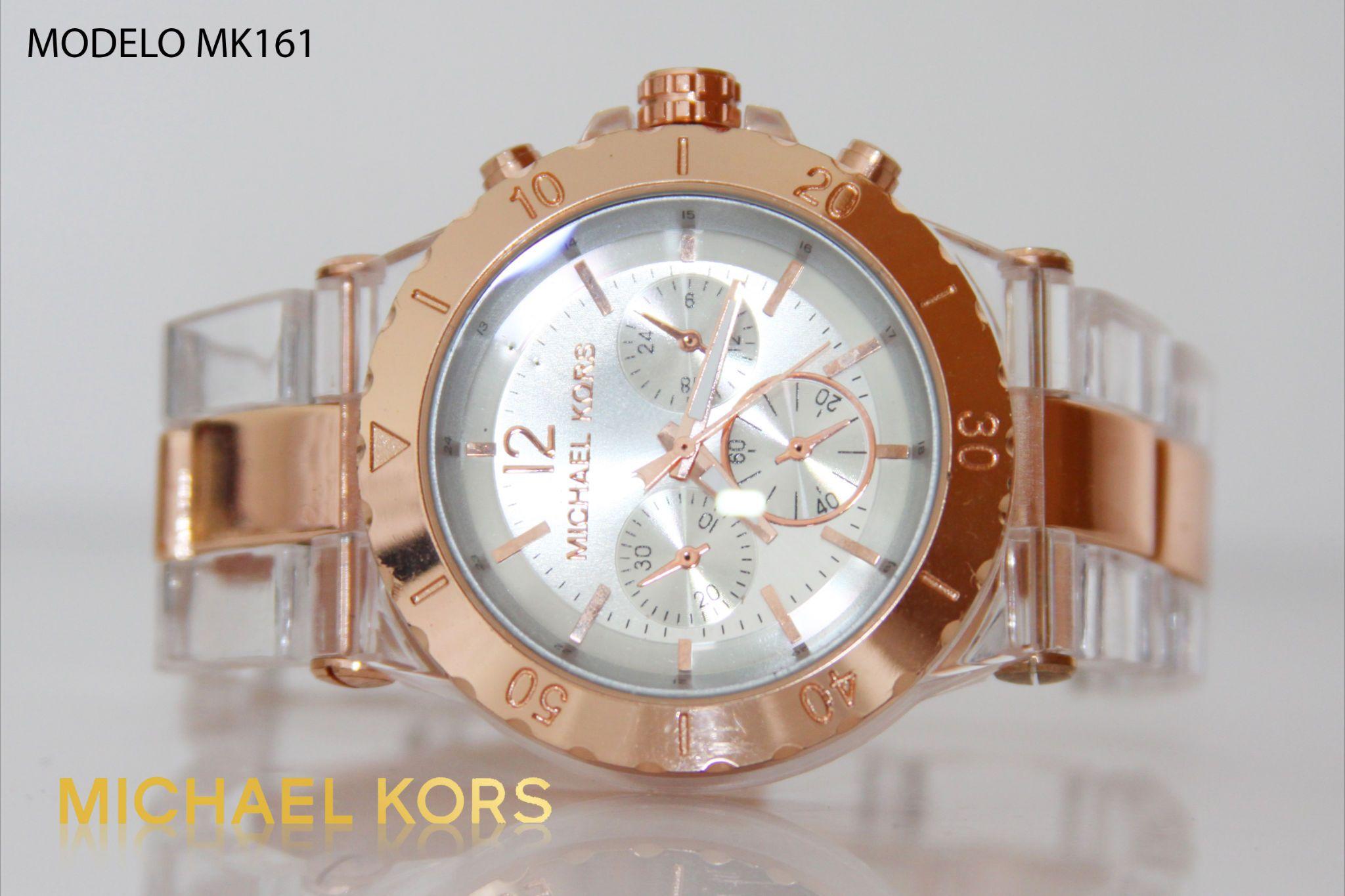 Reloj Michael kors dama dorado transparente   Moda   Pinterest ... 6851729ba2