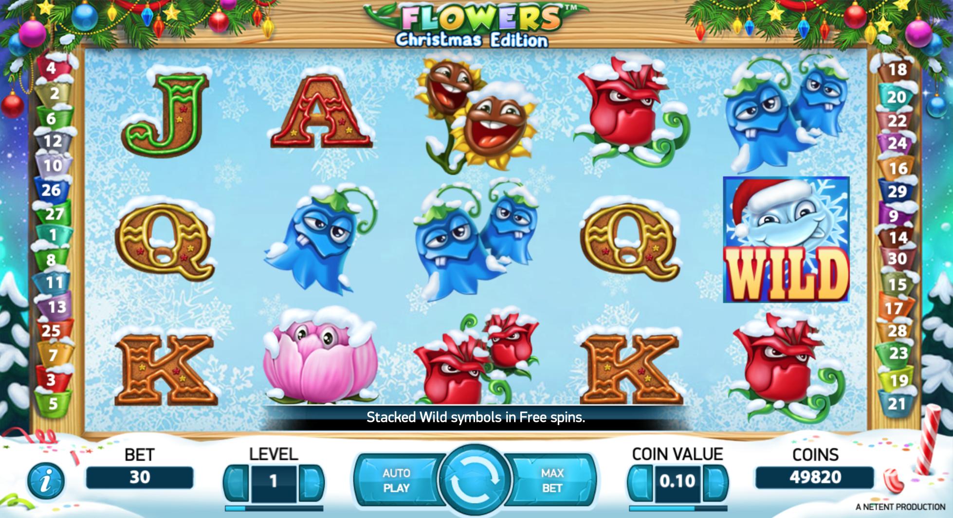 Free Christmas Casino Games
