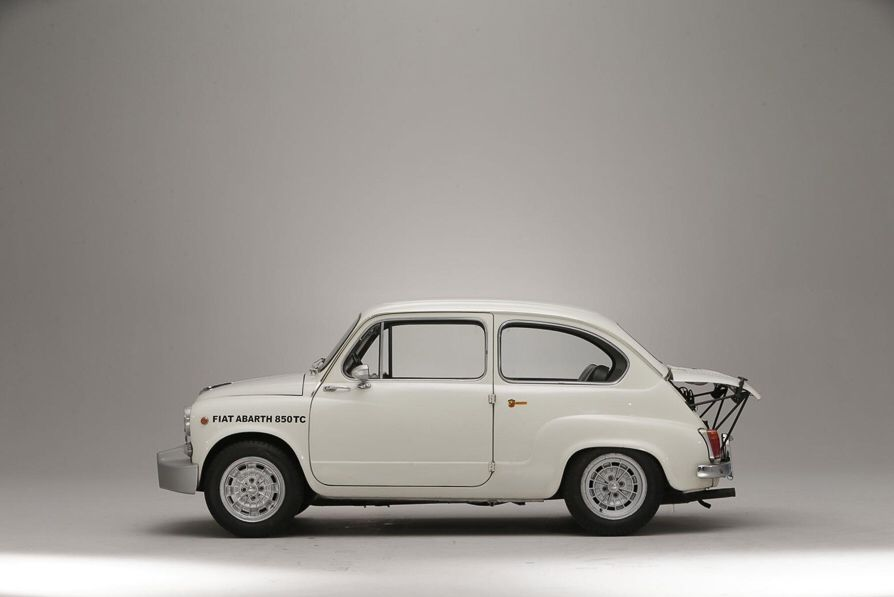1961 Fiat Abarth 830 Tc Nurburgring Corsa Berlina Fiat Cars
