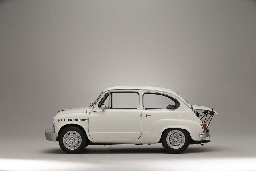1961 Fiat Abarth 830 Tc Nurburgring Corsa Berlina Fiat Cars