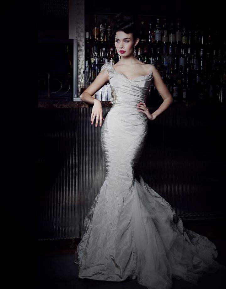 Angelina Colarusso Wedding Dress