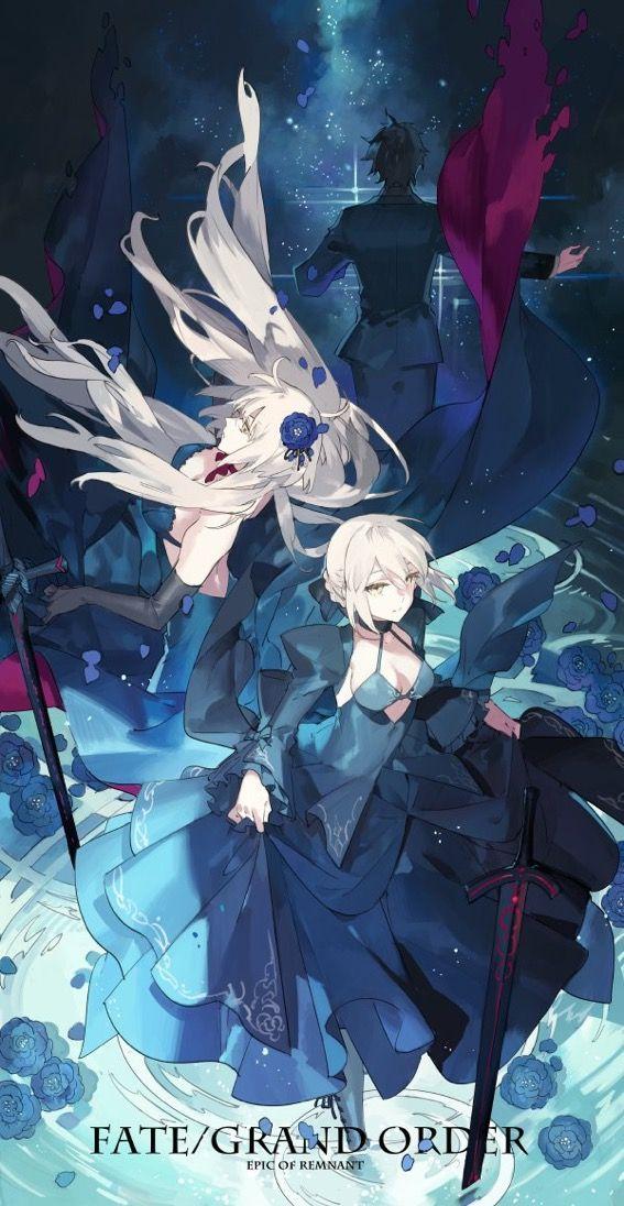 Pin Di Alice Mainiero Su Fate Grand Order Con Immagini Illustrazioni Anime Sfondi