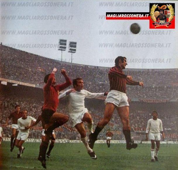 14 novembre 1971, Milan vs Cagliari 0-0