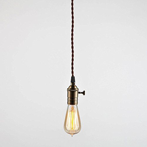 Volume Lighting V596212 Minster Polished Brass White Ceiling Fan For More Information Visit Image Li Vintage Bulb Pendant Light Fitting Bulb Pendant Light