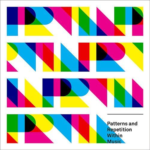 Great Example Of Repetition Of Shape And Color In Graphic Design