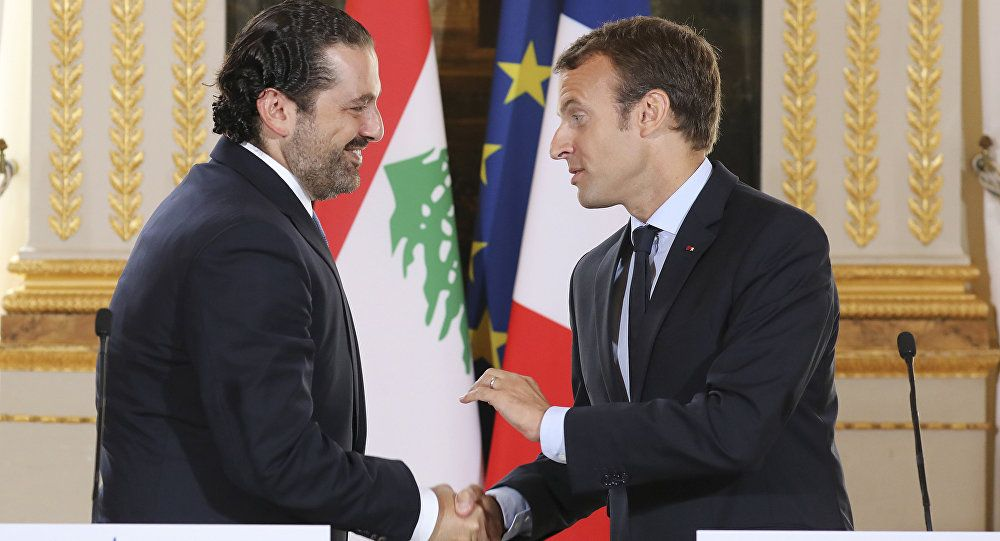 Hariri in Paris u0027France Makes Political Betu0027 by Showing it Can Act - invitation issued by the russian foreign ministry