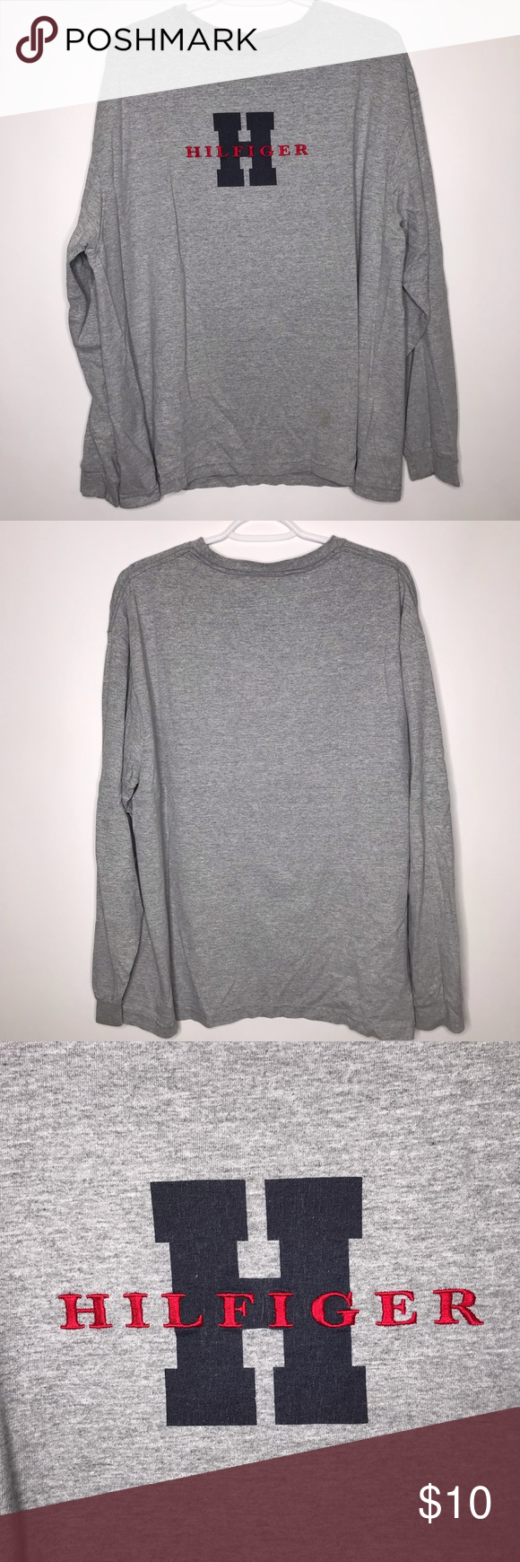 Tommy Hilfiger Long Sleeve T Shirts: 25 Products | Stylight