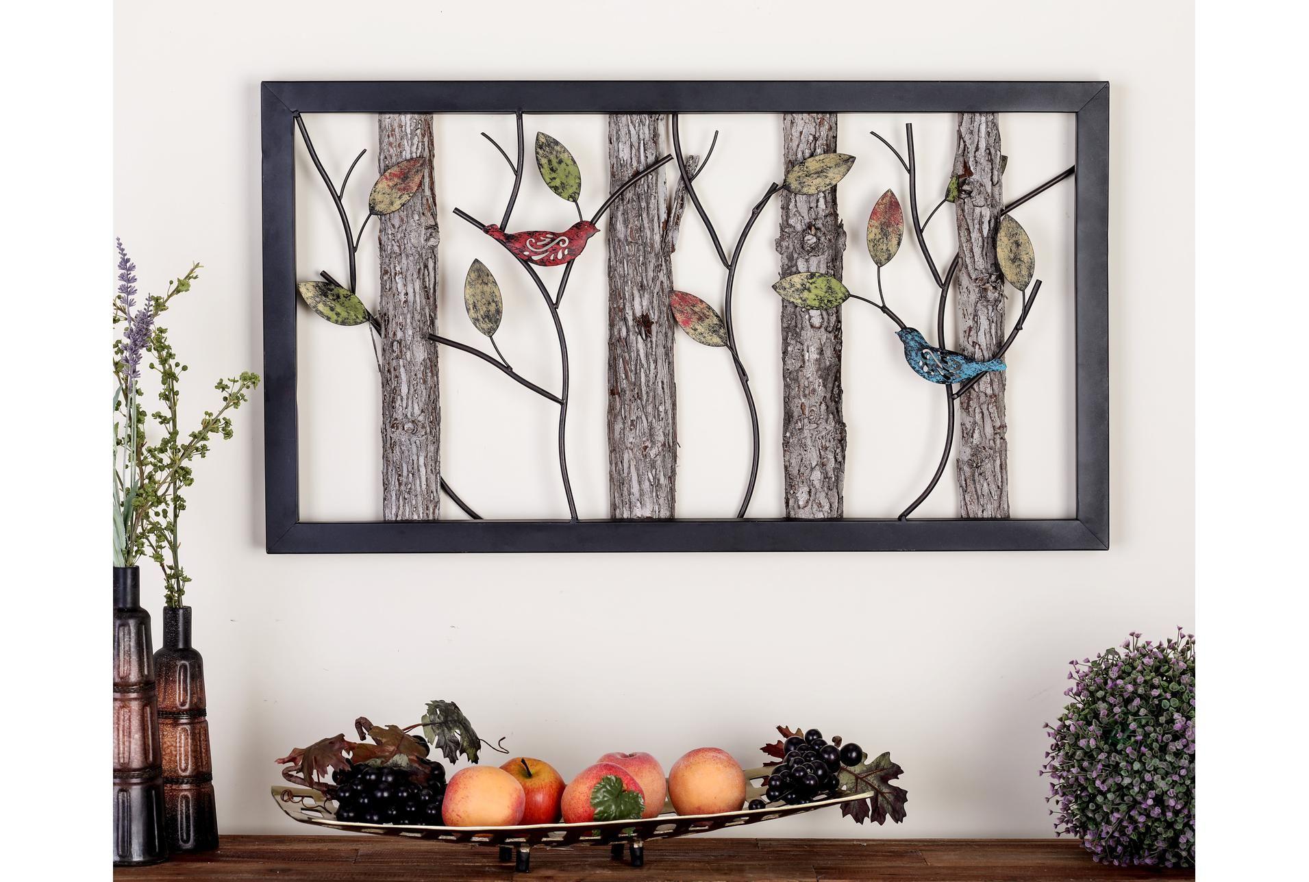 Stunning Fine Art Wall Plaque in Miniature