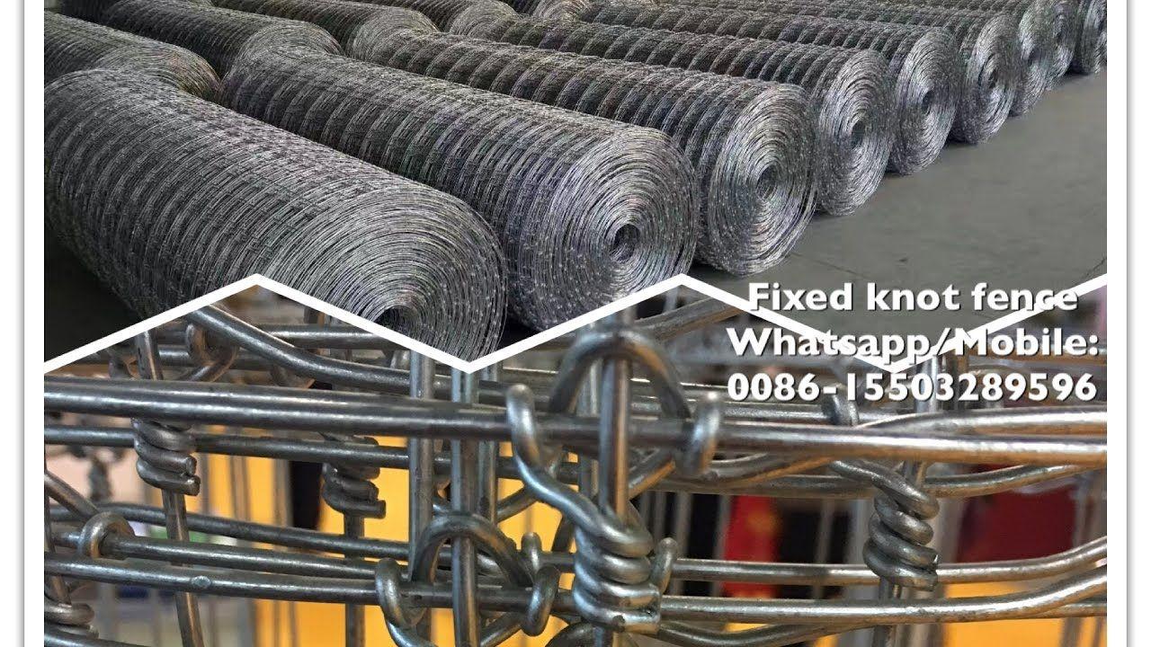 Automatic Fixed Knot Fence Machine From Lina,CHAOYI-HTK | Fixed Knot ...