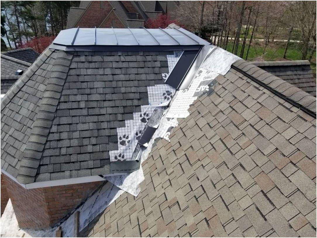 Roof Repair Around Chimney