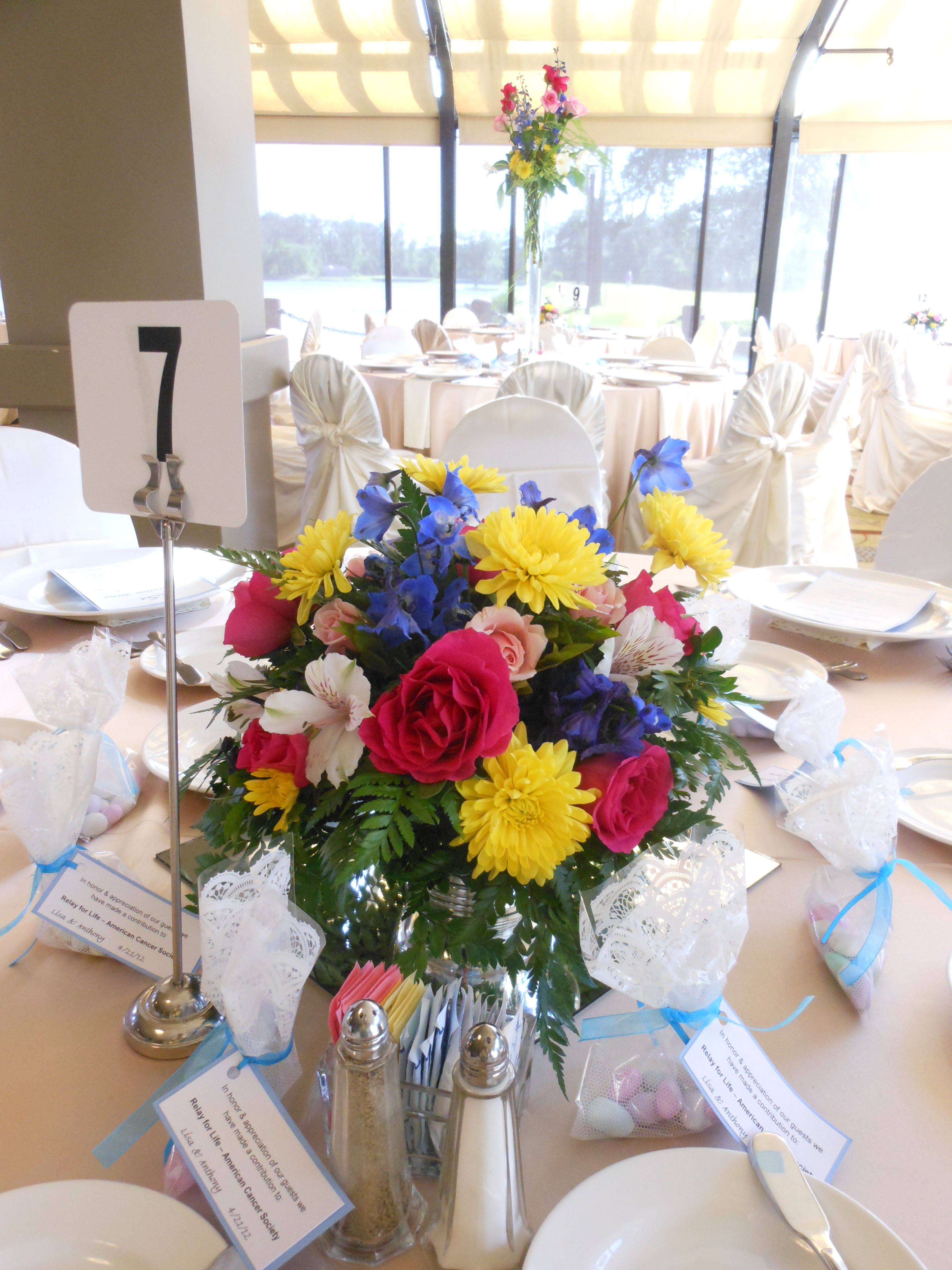 The Blooming Idea Blog Spring Wedding Flowers Wedding Flowers Wedding Centerpieces