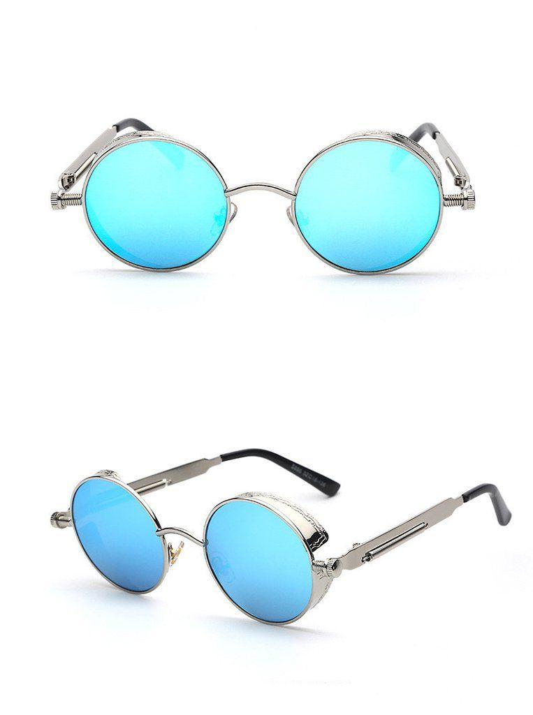 Retro Round Glasses – Hello Moa