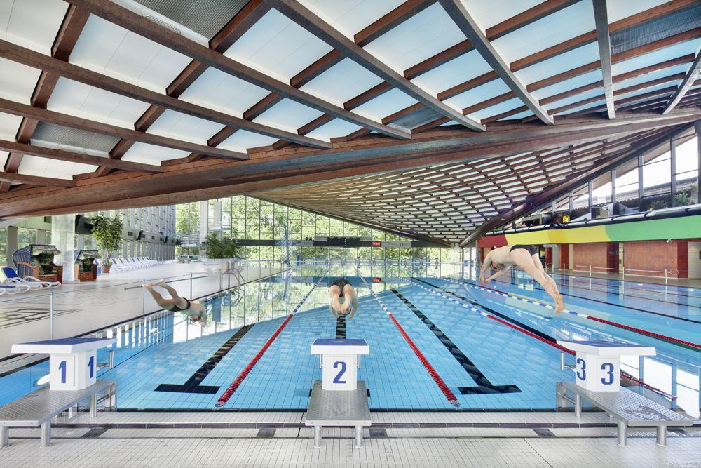 Schwimmbad Wolbeck das badezentrum sindelfingen bietet das einzige überdachte 50m