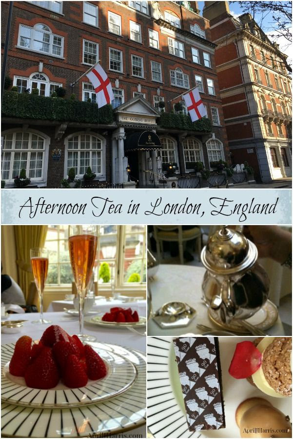 The Best Places to Have Afternoon Tea in London, England