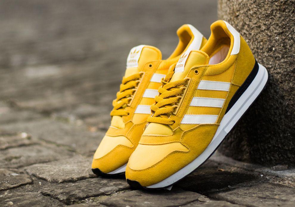 Shop \u003e adidas zx 500 grey yellow- Off