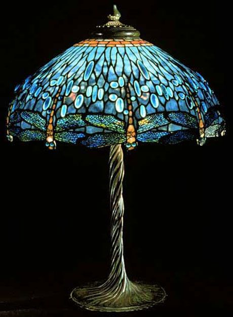 Tiffany Lamp May Not Be For Sale But Most Tiffany Lamps