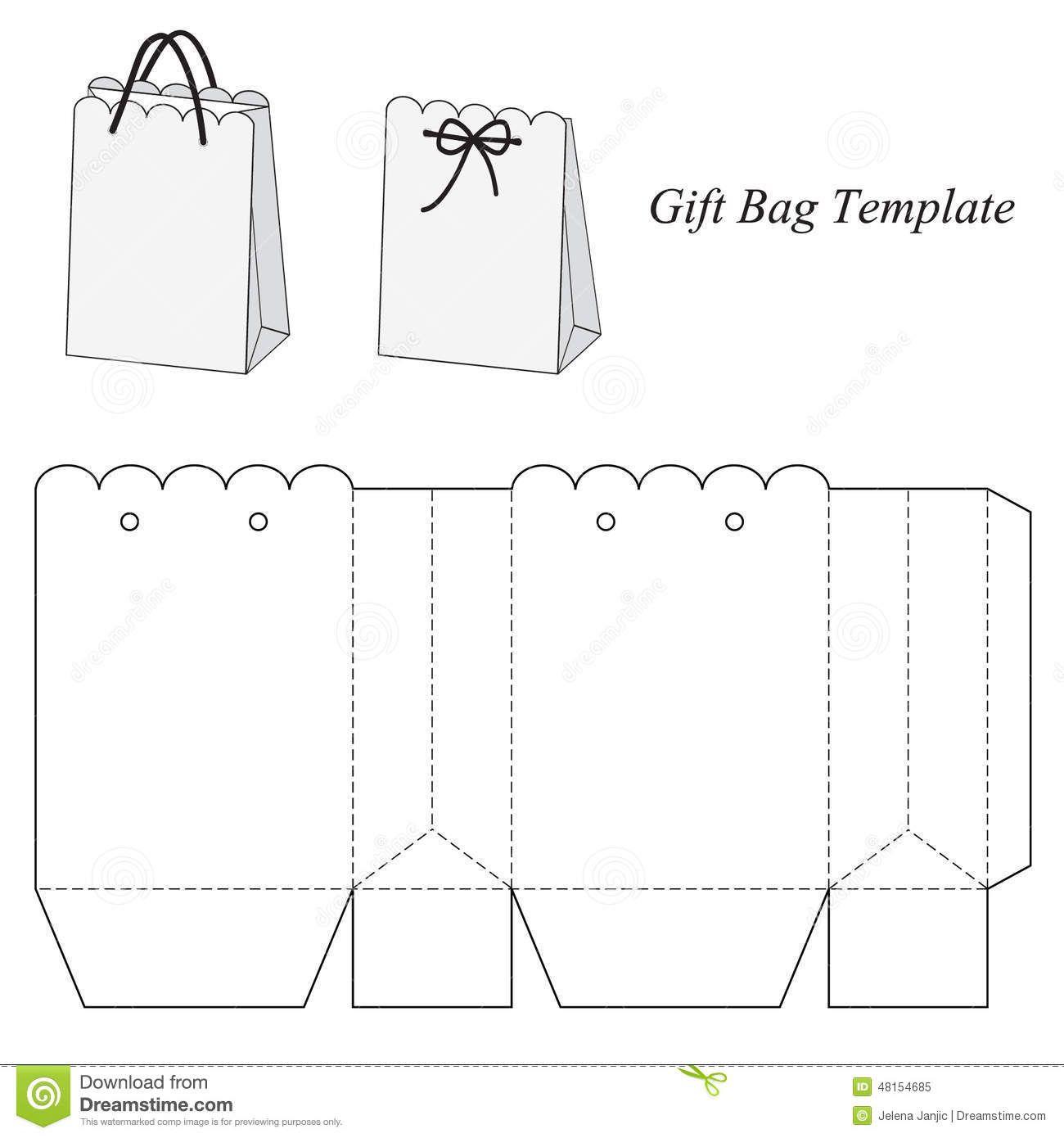 molde interessante do saco do presente baixe conte dos de alta qualidade entre mais de 57. Black Bedroom Furniture Sets. Home Design Ideas