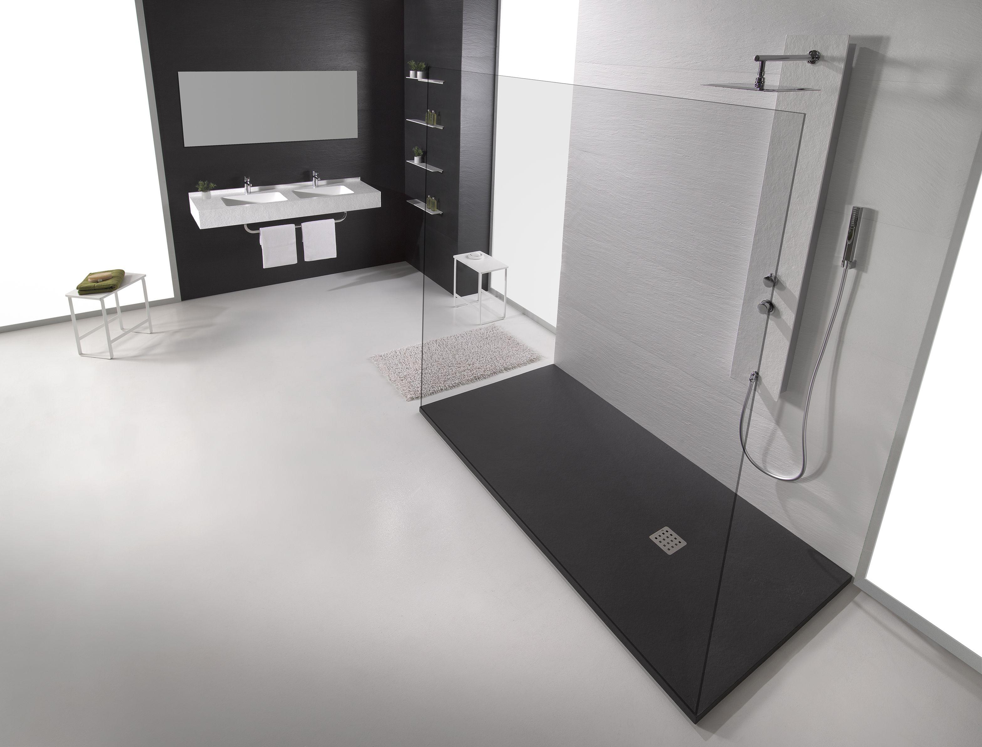receveur douche acquabella excellent receveur de douche slate acquabella with receveur douche. Black Bedroom Furniture Sets. Home Design Ideas
