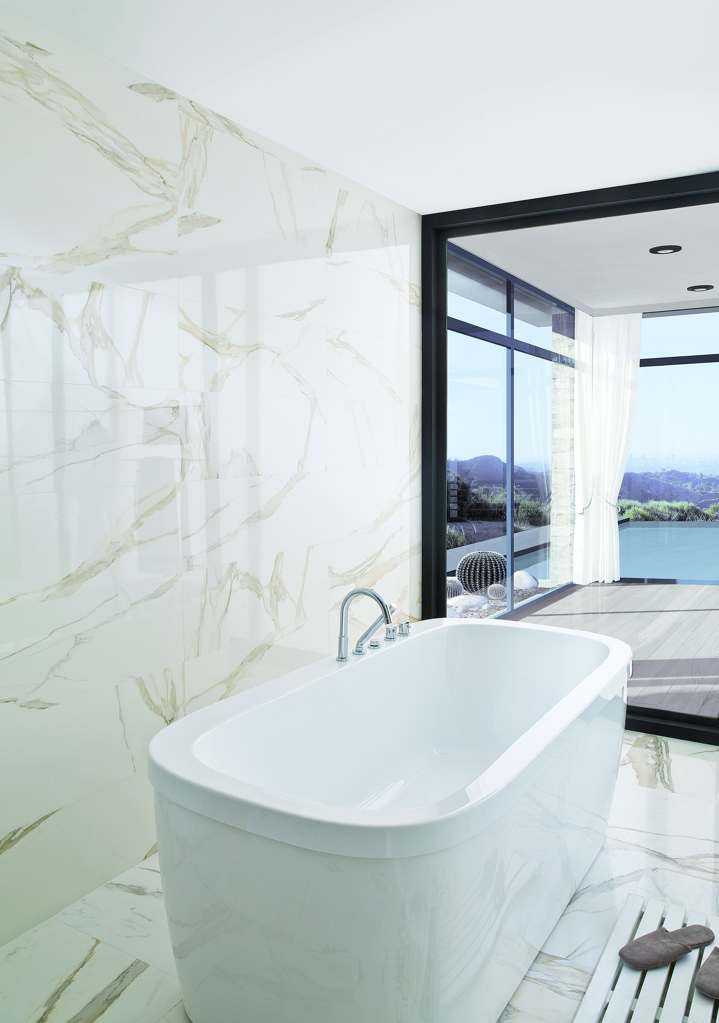 Calacata Gold by Porcelanosa