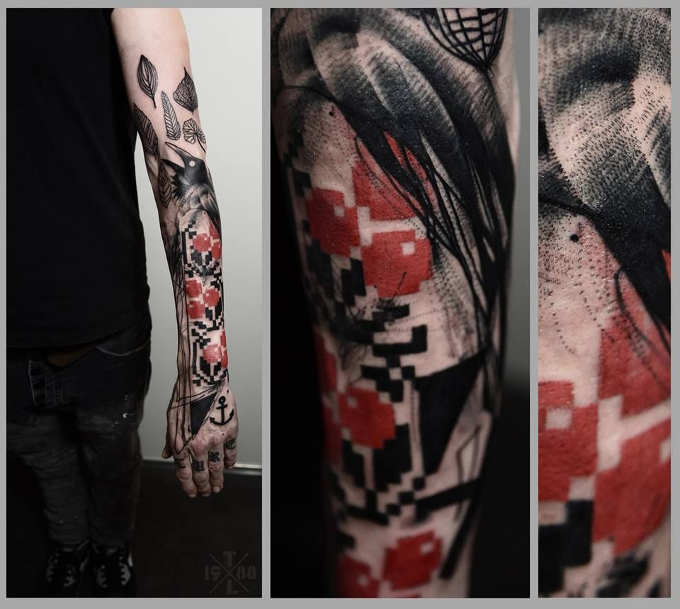 Redberry Tattoo Studio Wroclaw Tattoo Inked Ink Studio