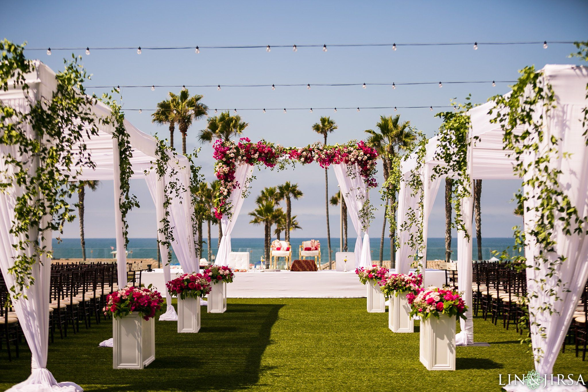 Pasea Hotel Spa Huntington Beach Wedding Wedding Venues Beach