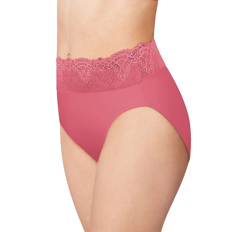 44d92e94b9ed Bali Passion For Comfort Microfiber High Cut Panty Dfpc62 | Products ...