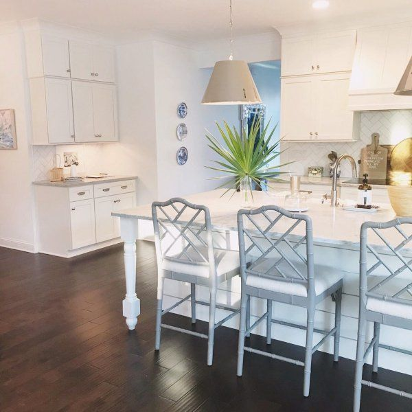 Dayna Stools | Kitchen decor inspiration, Ballard designs ...