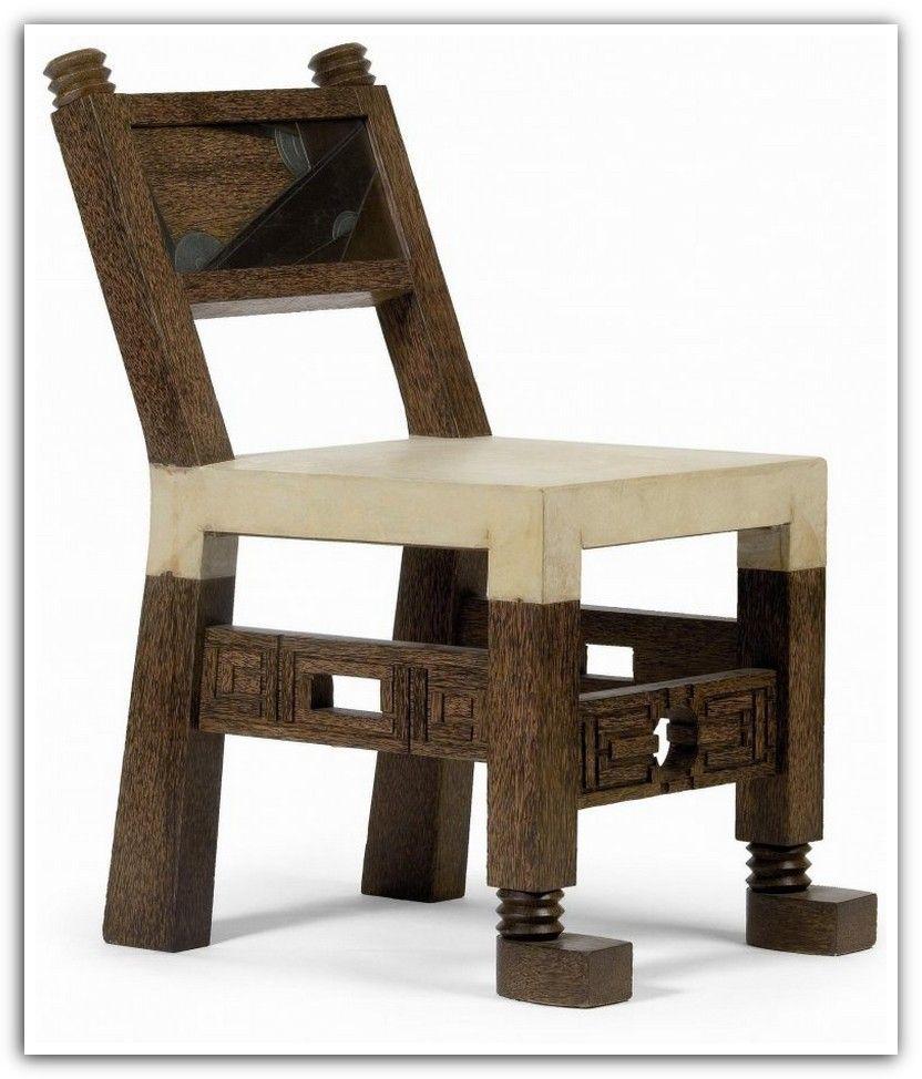 chaise africaine histoire