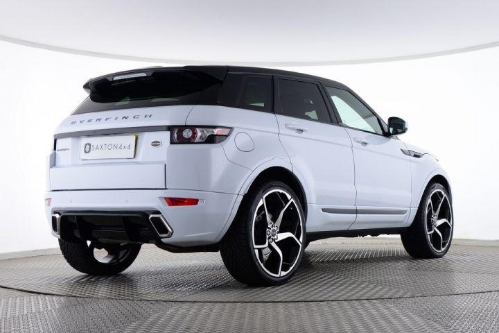 Used Land Rover Range Rover Evoque Sd4 Pure Tech 5 Door Auto