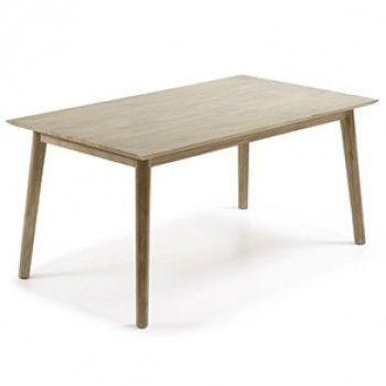 Table Derwon 200x100 cm salle a manger Pinterest Mesas and Tables