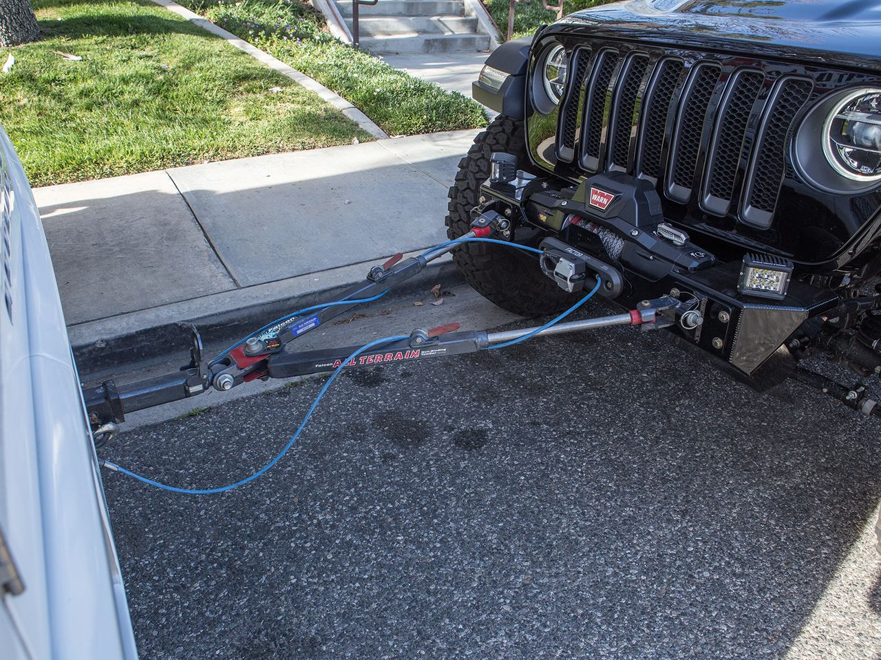 Jeep Jl Jt Stubby Front Bumper Aluminum Bumpers Jeep Roll Cage