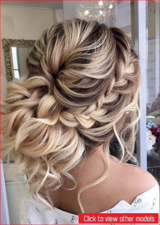 Inspiration für Prom Frisuren - Claire C. #promhairupdowithbraid