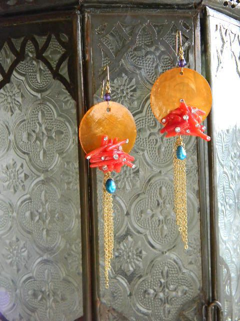 Valentine gift for her/Japanese Jewelry by OstaraTokyo on Etsy, $65.00