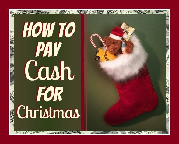 how to spend cash only for gifts