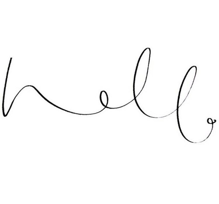 Hello (: