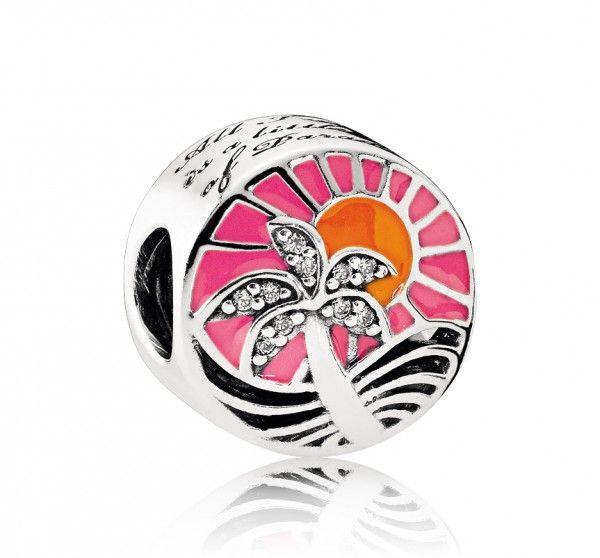 Pandora armband mit charm