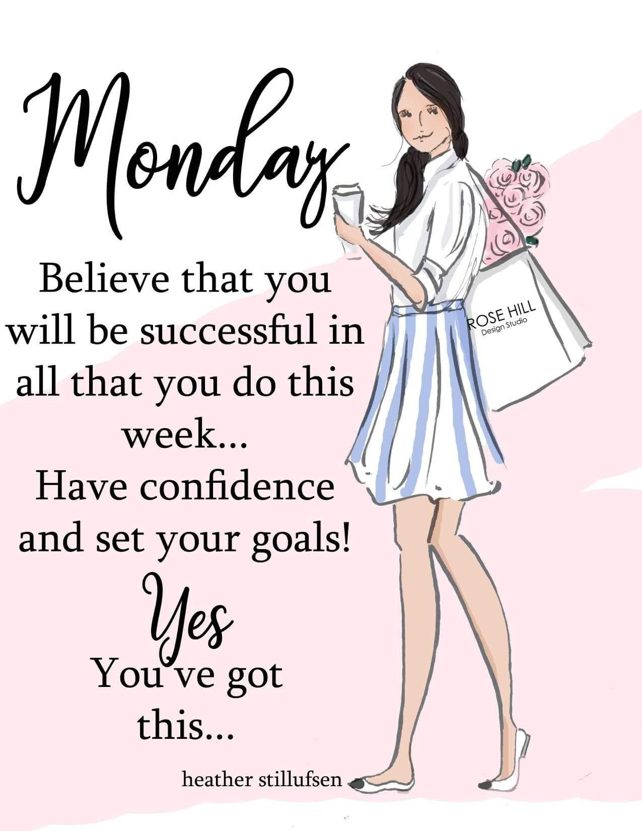 Heather stillufsen quotes, Happy monday quotes, Monday motivation quotes