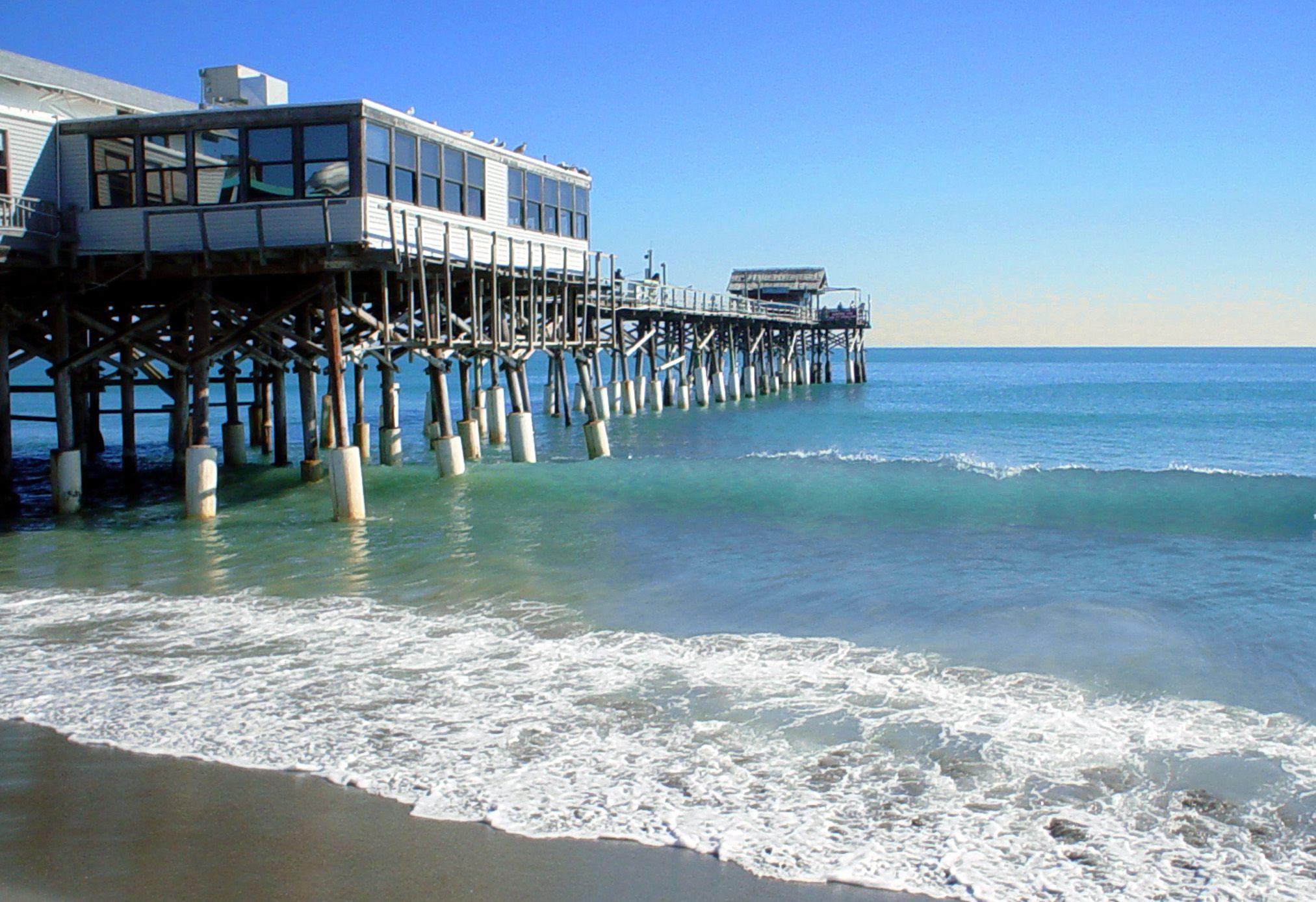 Cocoa Beach Pier Restaurant Fl