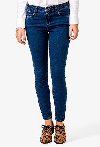 Faded Skinnies | FOREVER21 - 2018738521