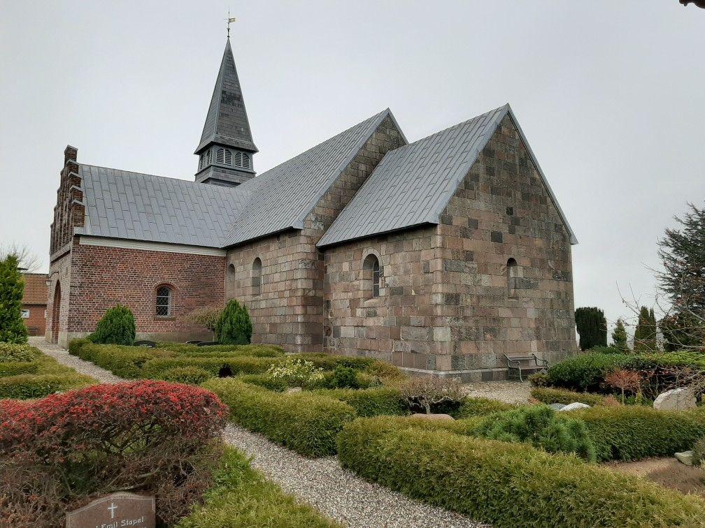 Pin Af Anette Pa Kirker