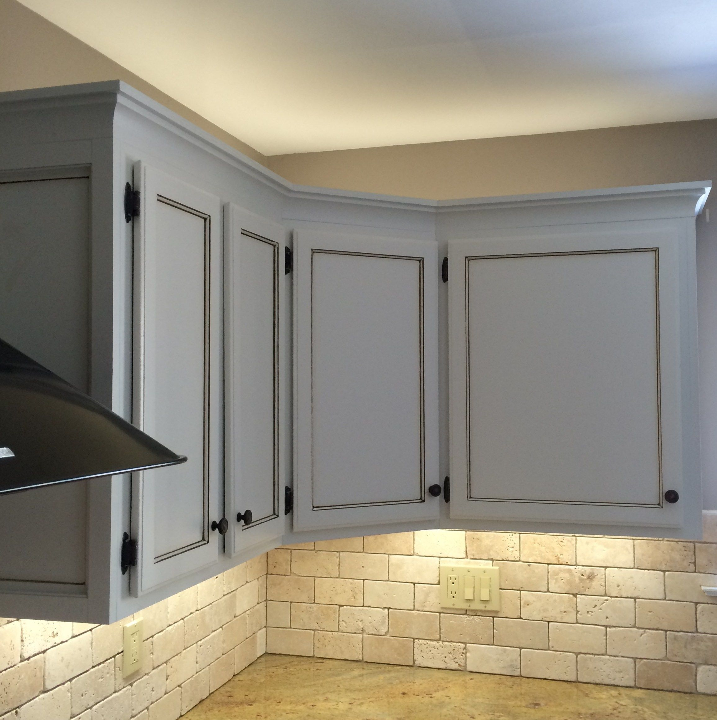 Led Over Cabinet Lighting Cupboard