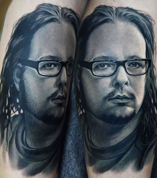 Tattoo Artist - A.d. Pancho   www.worldtattoogallery.com/tattoo_artist/a-d-pancho