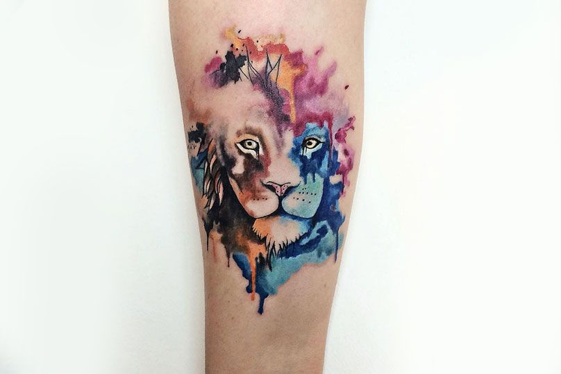 tatuagem-aquarela