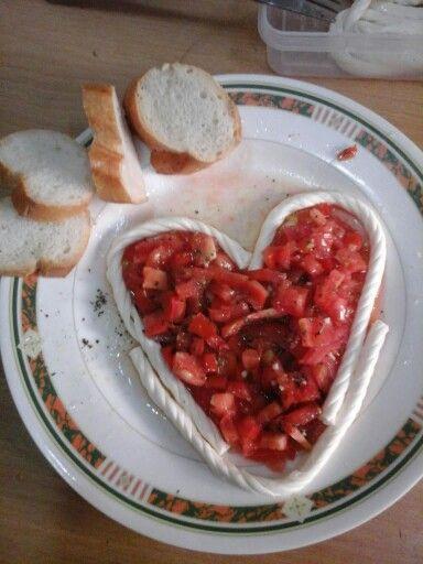 Italian style lunch!
