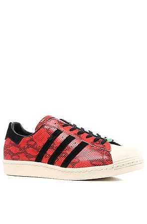 ff2b74d4154a adidas Men s The Superstar 80 s Chinese New Year Snake Pack Sneaker adidas  Mens The Superstar 80s Chinese New Year Snake Pack Sneaker.