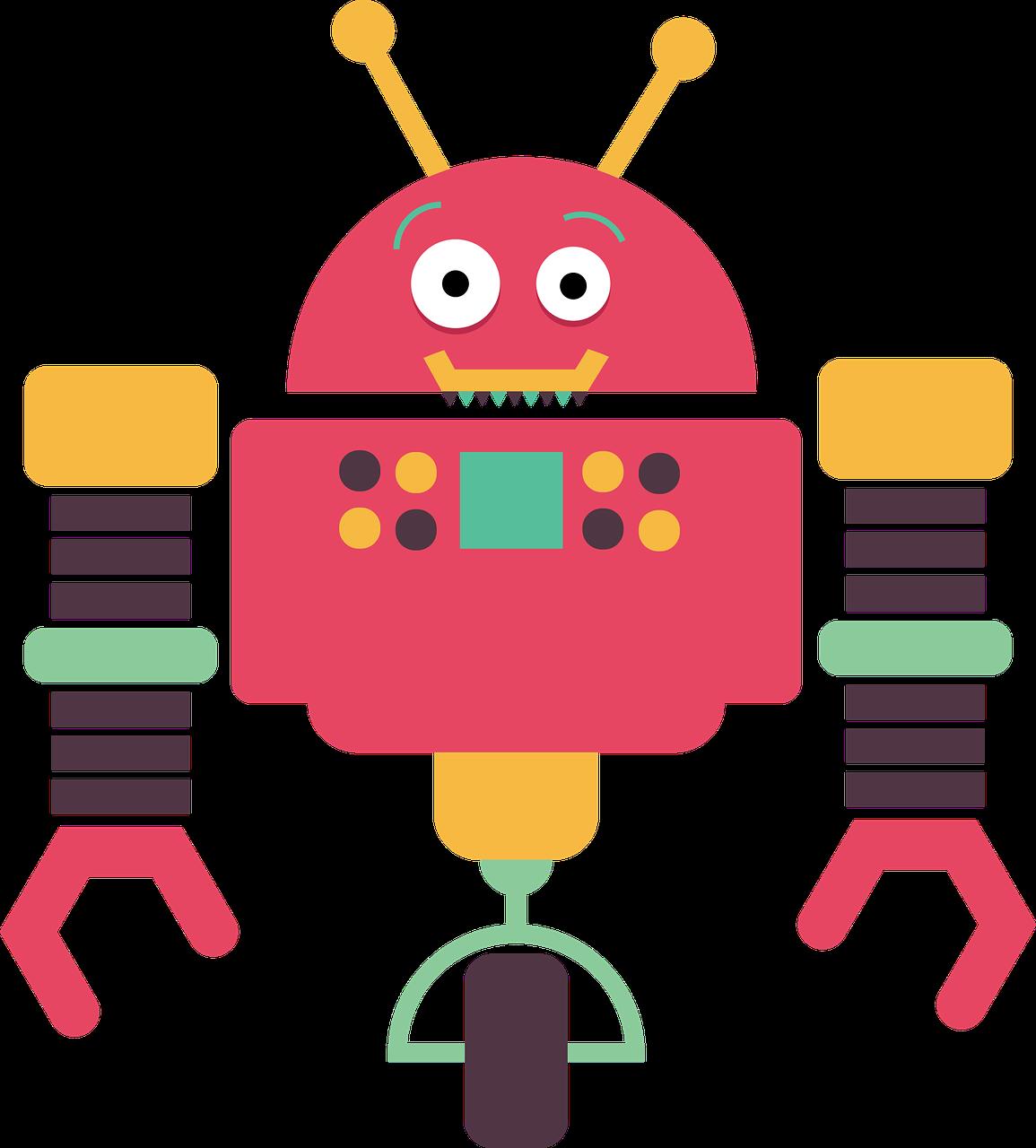 Free Image On Pixabay Robot Robotics Technology Creative Thinking Skills Life Skills Chatbot
