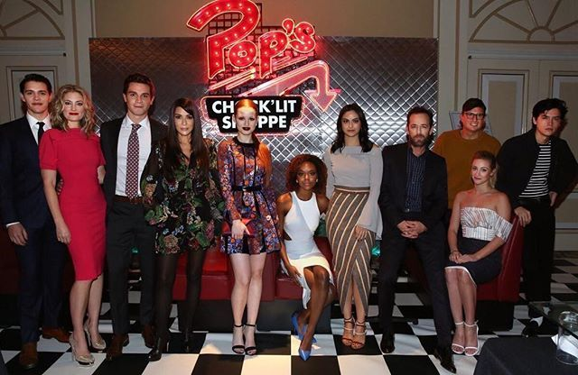 Meet me at pops riverdale riverdalestrong pinterest pop s riverdale cast why are cole and lily always so close hmmmmm m4hsunfo Images