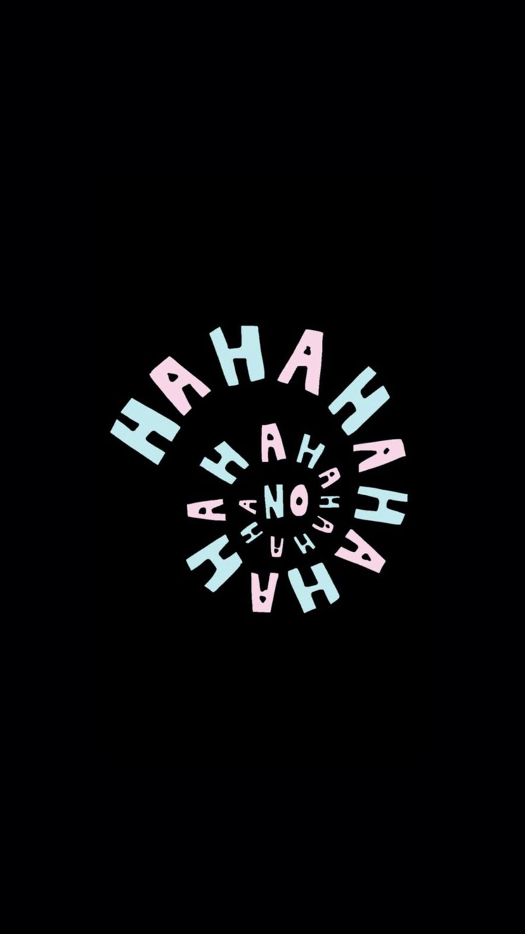 Download Ha Ha Ha No Lockscreen iPhone 6+ HD Wallpaper ...